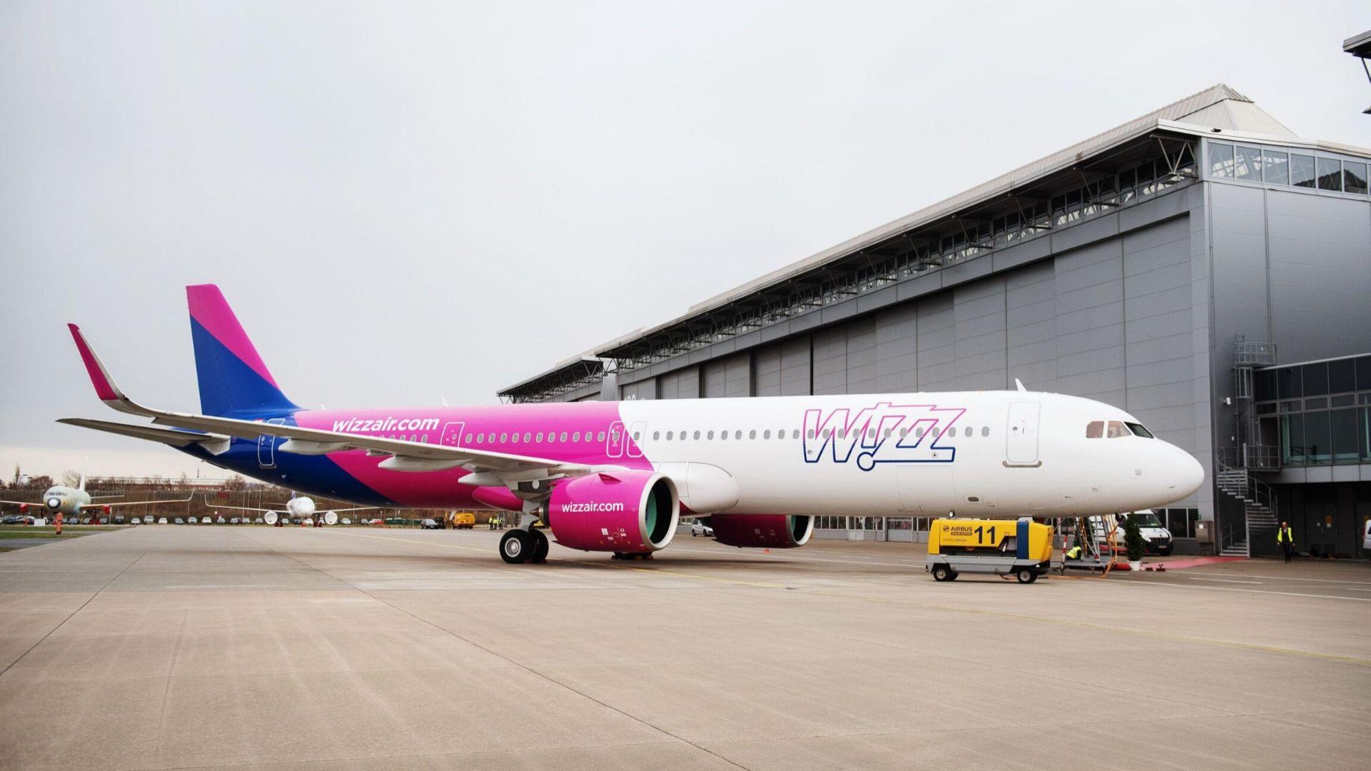 Wizz Air-მა სოფიადან ლონდონის მიმართულებით კომერციული ფრენა განახორციელა