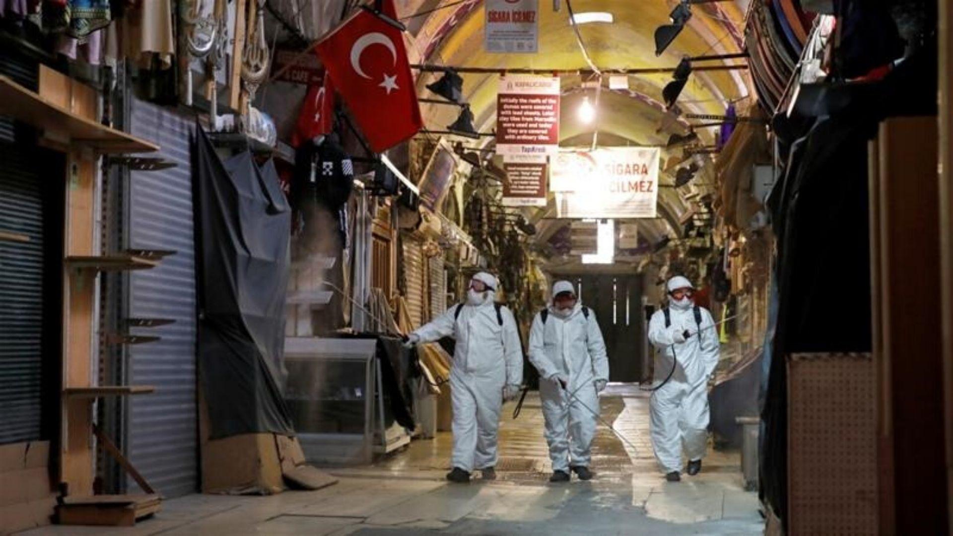 თურქეთი დაწესებული შეზღუდვების შერბილებას იწყებს | Covid-19